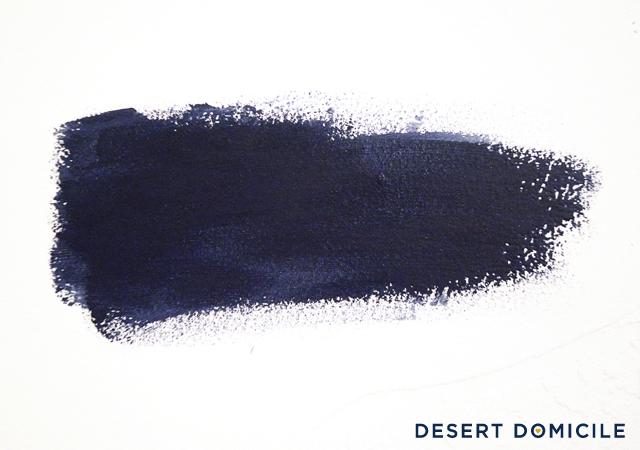 Navy Baby Desert Domicile
