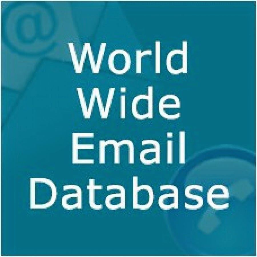 worldwide email id database list download in 1 dollar 1 digital