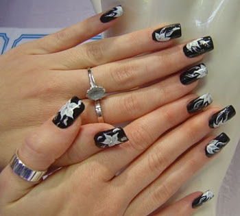 Cool Nail Art Express Konad Stamping Nail Art