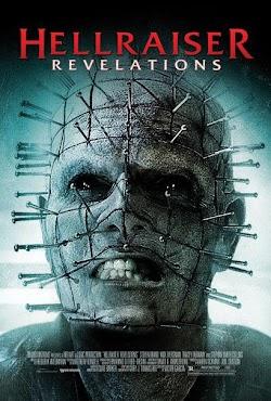 Ma Đinh: Khải Huyền - Hellraiser: Revelations (2011) Poster