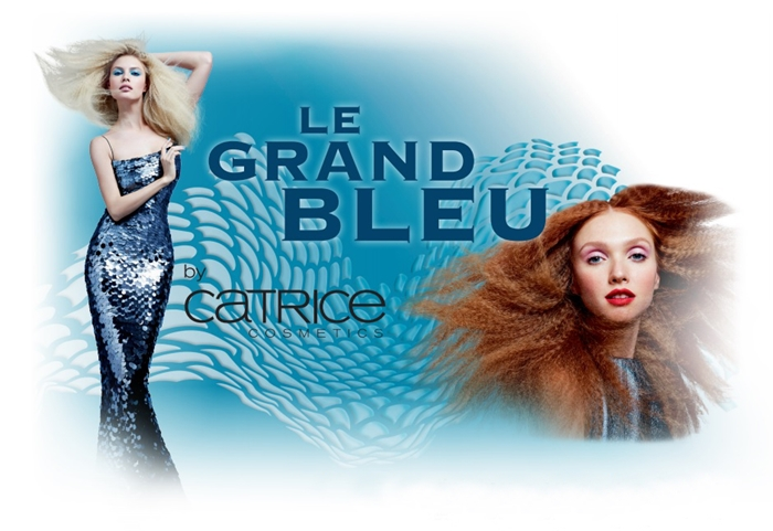 Catrice Le Grand Bleu Limited Edition