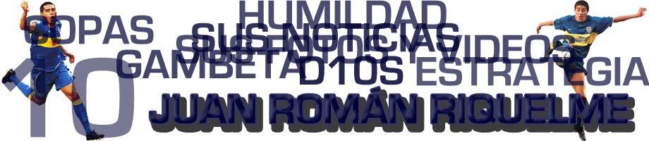 Juan Roman Riquelme | Noticias | Videos