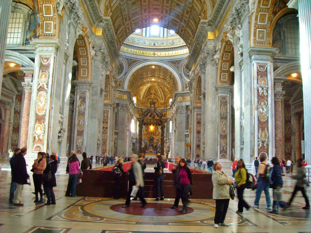 Viaje a Italia: Vaticano