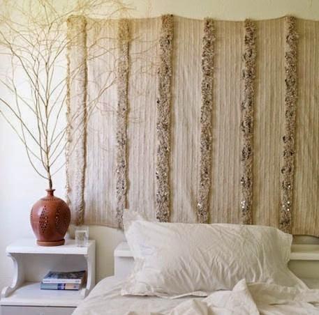 conseils d co et relooking chambre coucher grandes id es d co pour des t te de lit fabuleuses. Black Bedroom Furniture Sets. Home Design Ideas