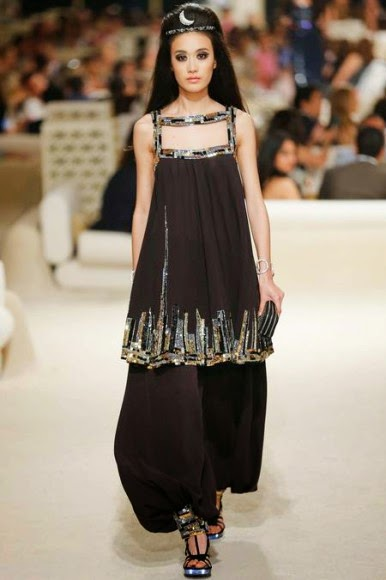 Chanel Resort 2015 - Chanel Cruise Dubai