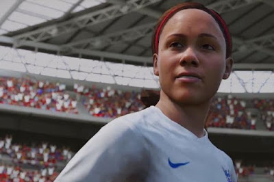fifa 16 female player