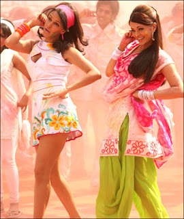 Action-replay wallpapers with aishvarya rai bacchan holi