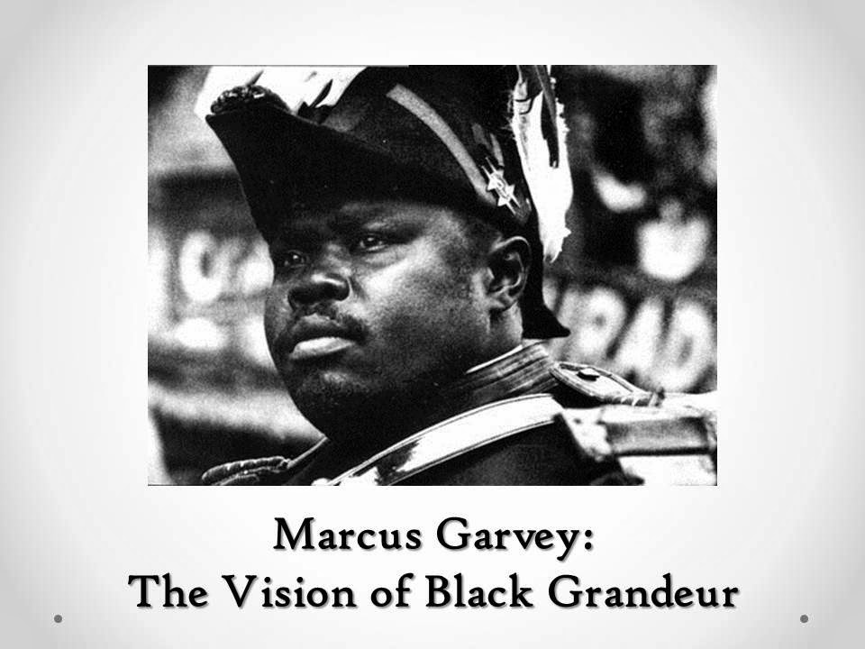 the life and works of marcus mosiah garvey Marcus mosiah garvey (august 17, 1887- june 10, 1940), west indian spokesman of black nationalism and economic development, was a talented a lengthy courtship ensued, as she tirelessly supported him and his work in october 1919, she put her life on the line for garvey, aiding in the.