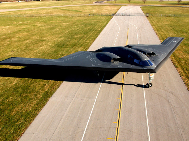 B-2 Spirit Stealth Strategic Bomber