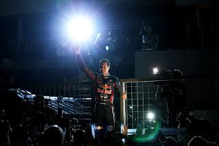 Sebastian Vettel Wins 2011 F1 World Championships
