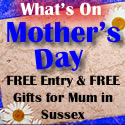 Mothers day Sussex