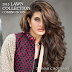 Zainab Chottani S/S Lawn Collection 2015-16 By Lakhany Silk Mills