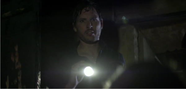 The Damned |  Peter Facinelli no assustador trailer do terror de Víctor García