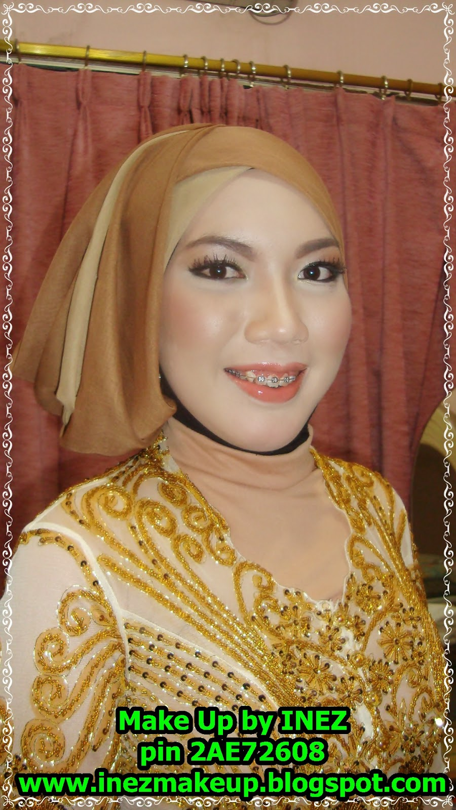 INEZ MAKE UP Make Up Wisuda Mayang