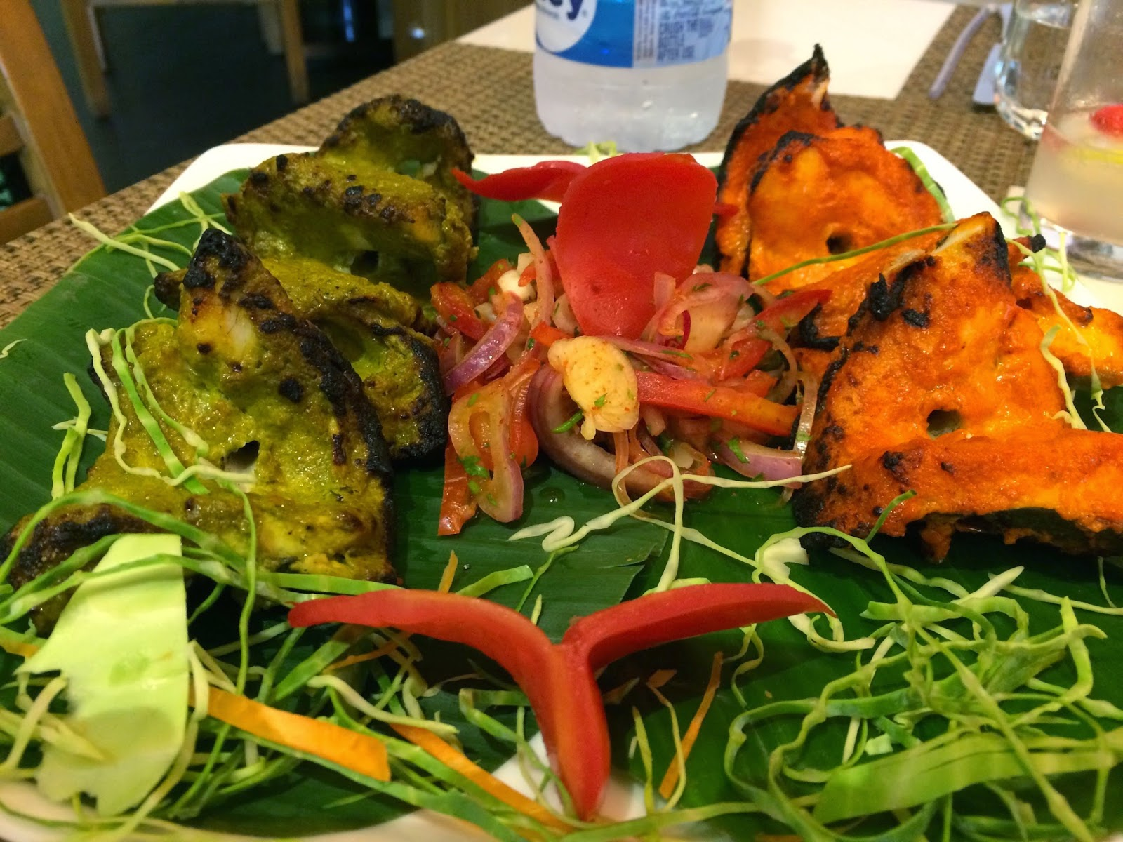 Grilled Pomfret at Gajalee Pune