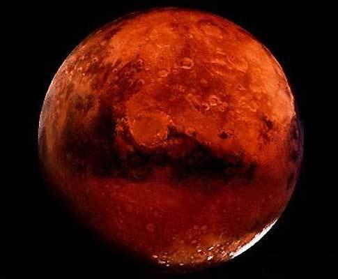 LOS PLANETAS Marte
