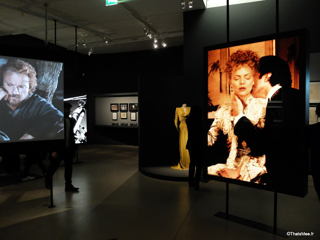 expo scorsese film cinematheque francaise paris bercy  harvey keitel michel pfeiffer