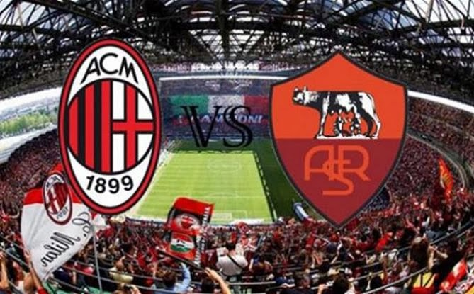 AC Milan vs AS Roma Serie A Data and Facts