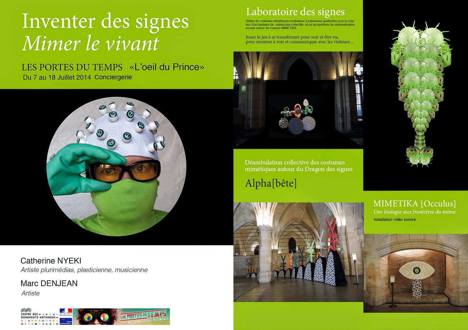 Blog des mardis hongrois de paris les portes du temps exposition catherine nyeki et marc - Harry potter 8 et les portes du temps ...