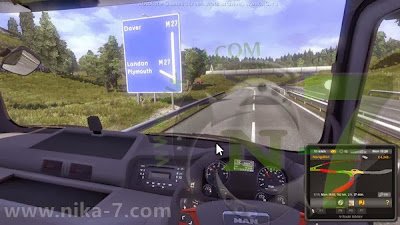 Euro Truck Simulator 2 Gratis Full Version