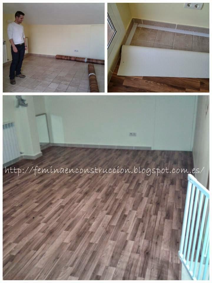 F mina en construcci n habitaci n infantil inspirada en - Precio m2 suelo radiante ...