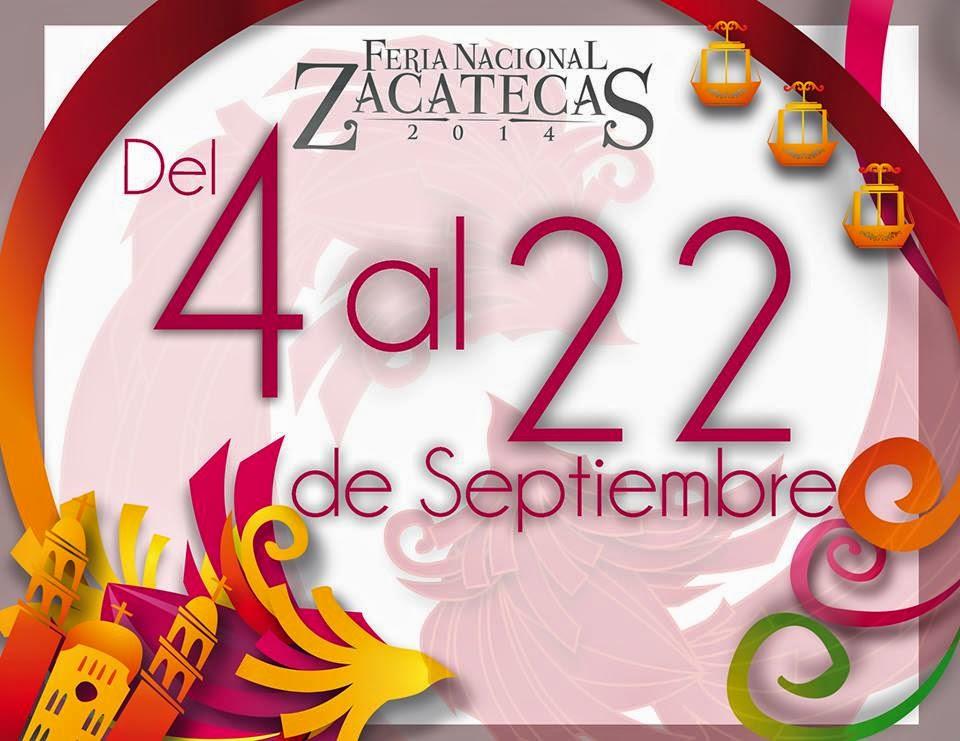 Programa FENAZA 2014 teatro del pueblo