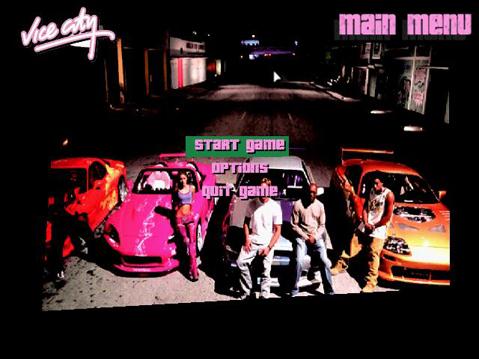 GTA Fast Furious
