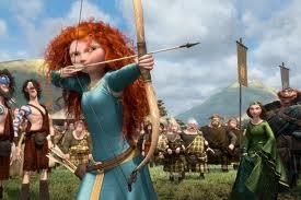 Pixar's Brave Movie Review by Rajeev Masand Roger Ebert Raja Sen Anupama Chopra Kunal Guha Rediff.com Indian Express Shalini Langer DNA Koimoi