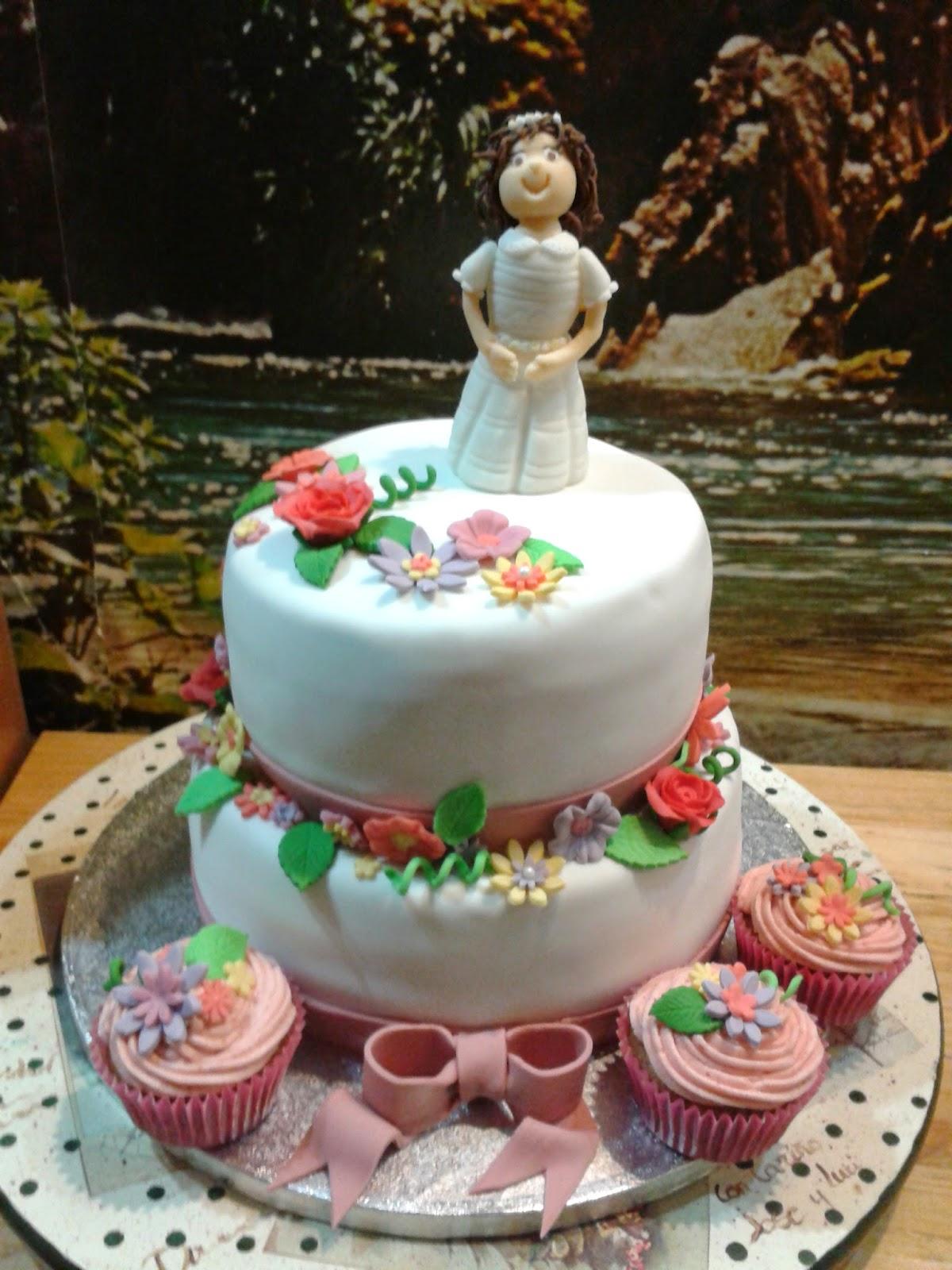 Cupcakes tenerife tarta comuni n floral - Cupcakes tenerife ...