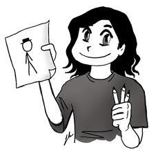 desenhistas são populares na escola