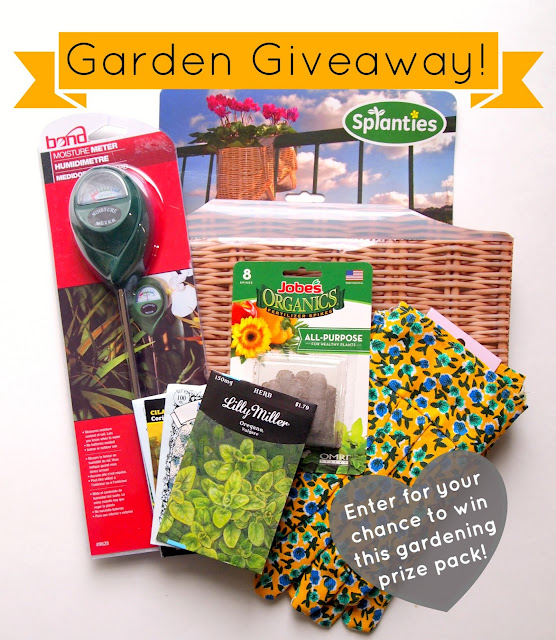 Garden Giveaway at New Wave Domesticity!  Enter to win some neat garden tools!
