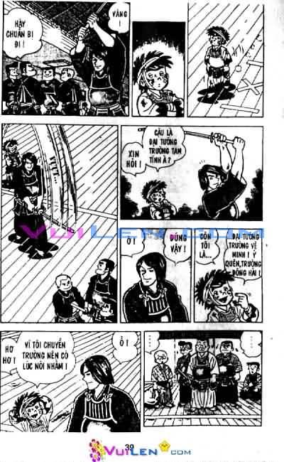 Siêu quậy Teppi chap 29 - Trang 39