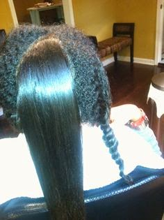 Press Natural Hair Care Salon