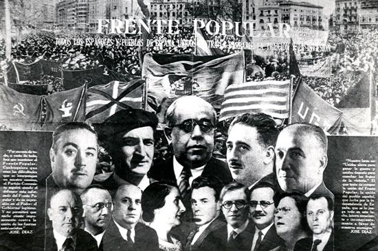 La creación del Frente Popular