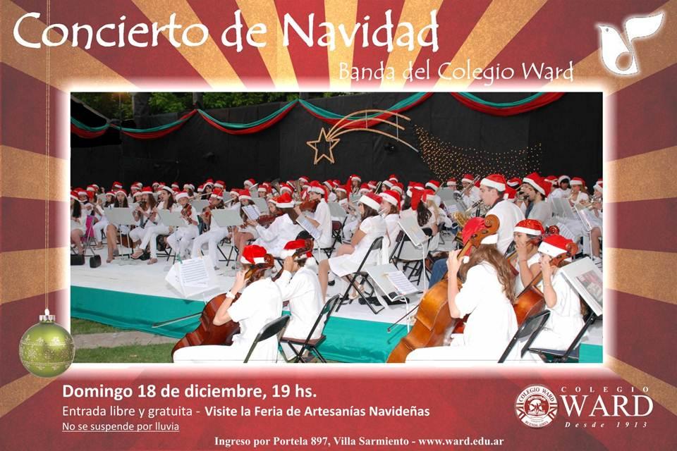 Salud arte cultura y espectaculo concierto de navidad y for Artesanias navidenas