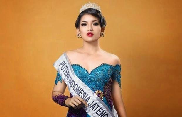 Profil dan Foto Cantik Anindya Kusuma Putri Pemenang Puteri Indonesia 2015