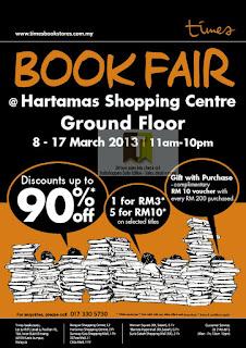 TIMES Book Fair 2013