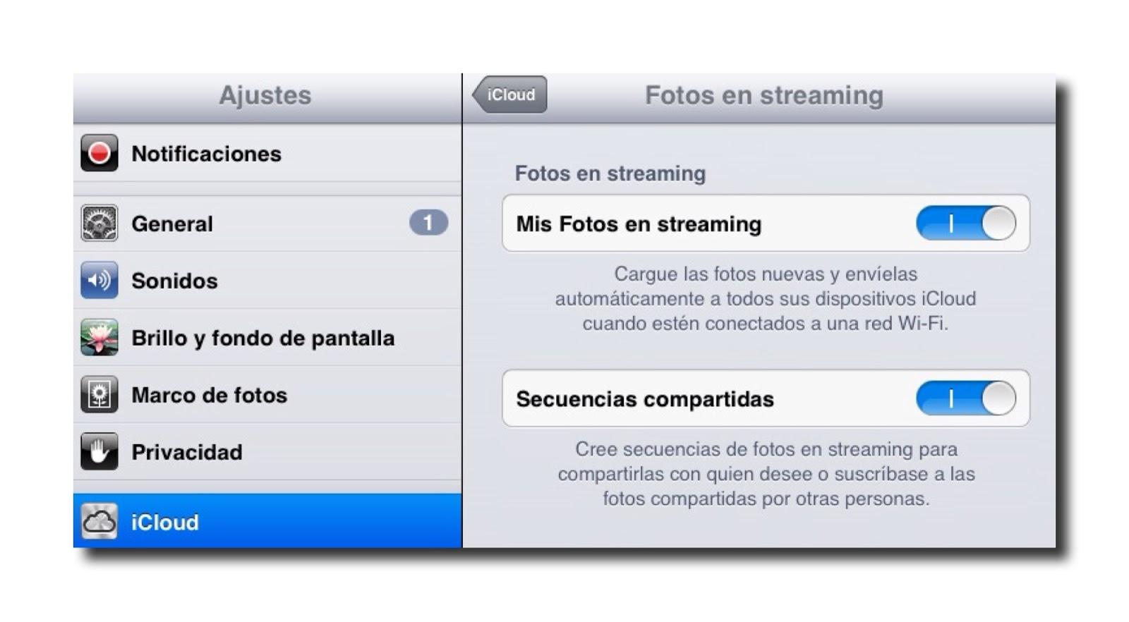 No sin mi iPad: ¿Cómo accedemos a la función \