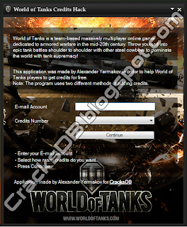 World of Tanks Credits Hack