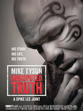 Filme Poster Mike Tyson: Undisputed Truth HDRip XviD & RMVB Legendado