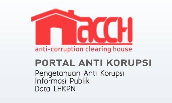 Portal Anti Korupsi