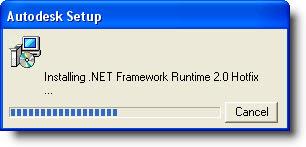 Menginstalasi .NET Framework Runtime