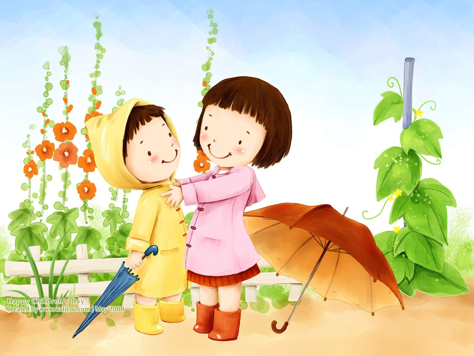 picturespool  children u0026 39 s day wallpaper greetings