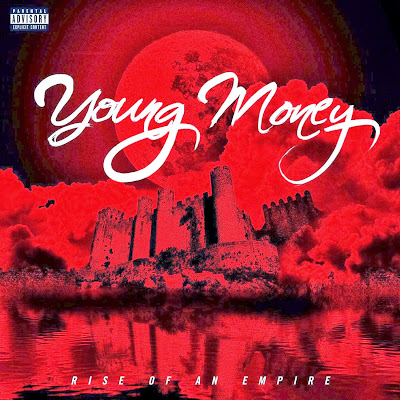 cover portada del disco young money rise of an empire