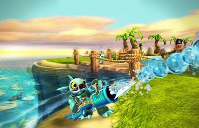 Skylanders Spyro, game, wii