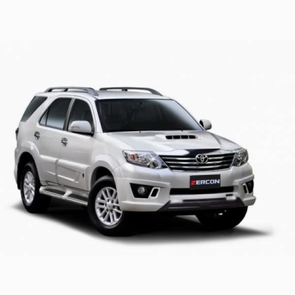 Body Kit Toyota Grand Fortuner Zercon