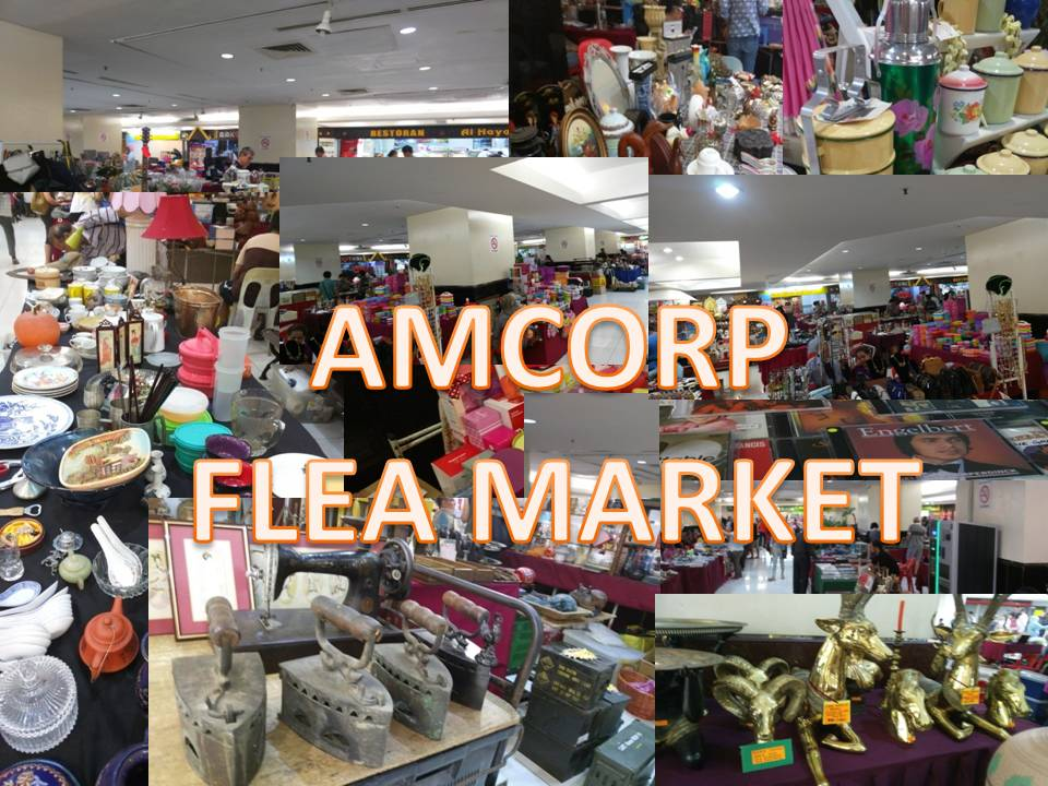 Amcorp Mall Flea Market