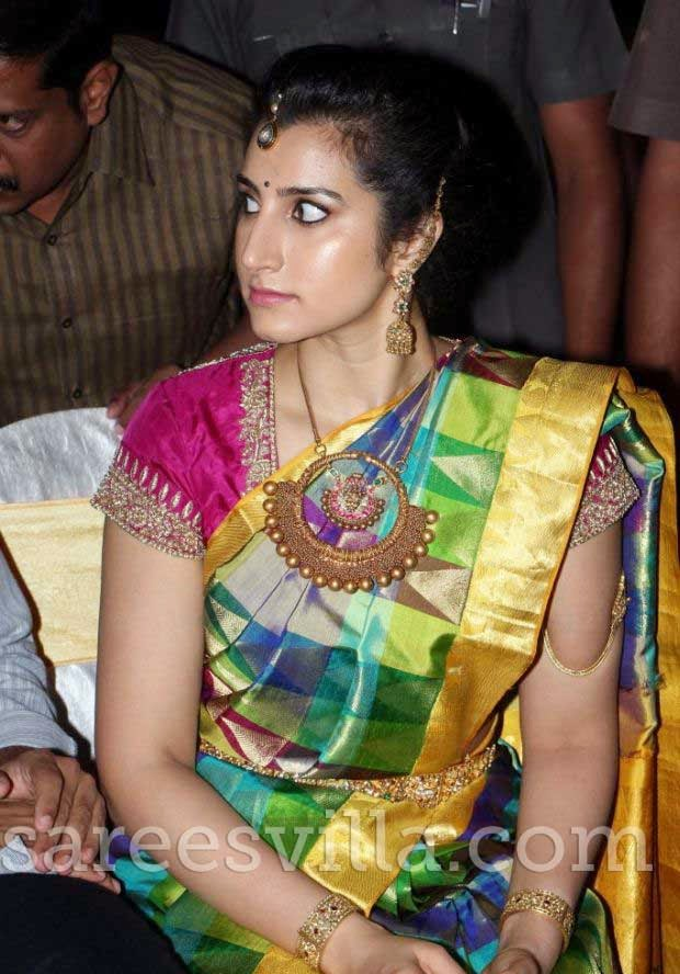 Brahmini at Nandamuri Mohana Krishna's Daughter Marriage