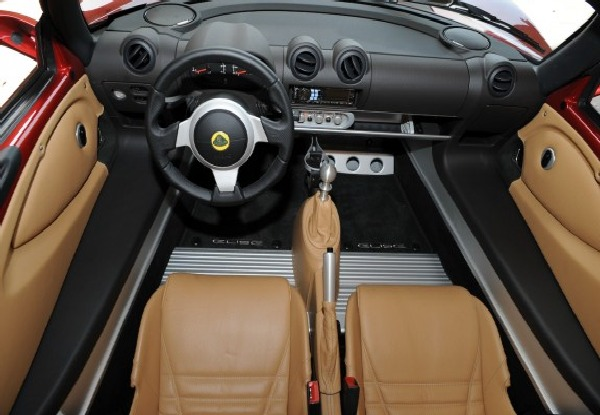 Lotus Elise Interior Is A Classic Fast Sports Car