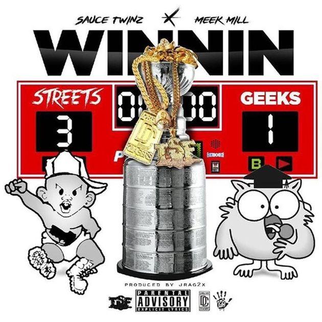 Sauce Twinz & Meek Mill - Winnin (Drake Diss)